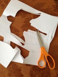 Nighthawk cutouts: remains