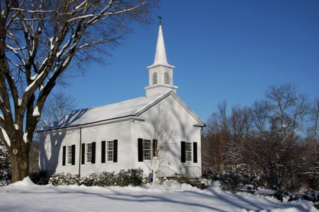 Dingletown Community Church, Greenwich, CT